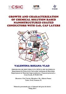 2011_Roxana Vlad PhD thesis
